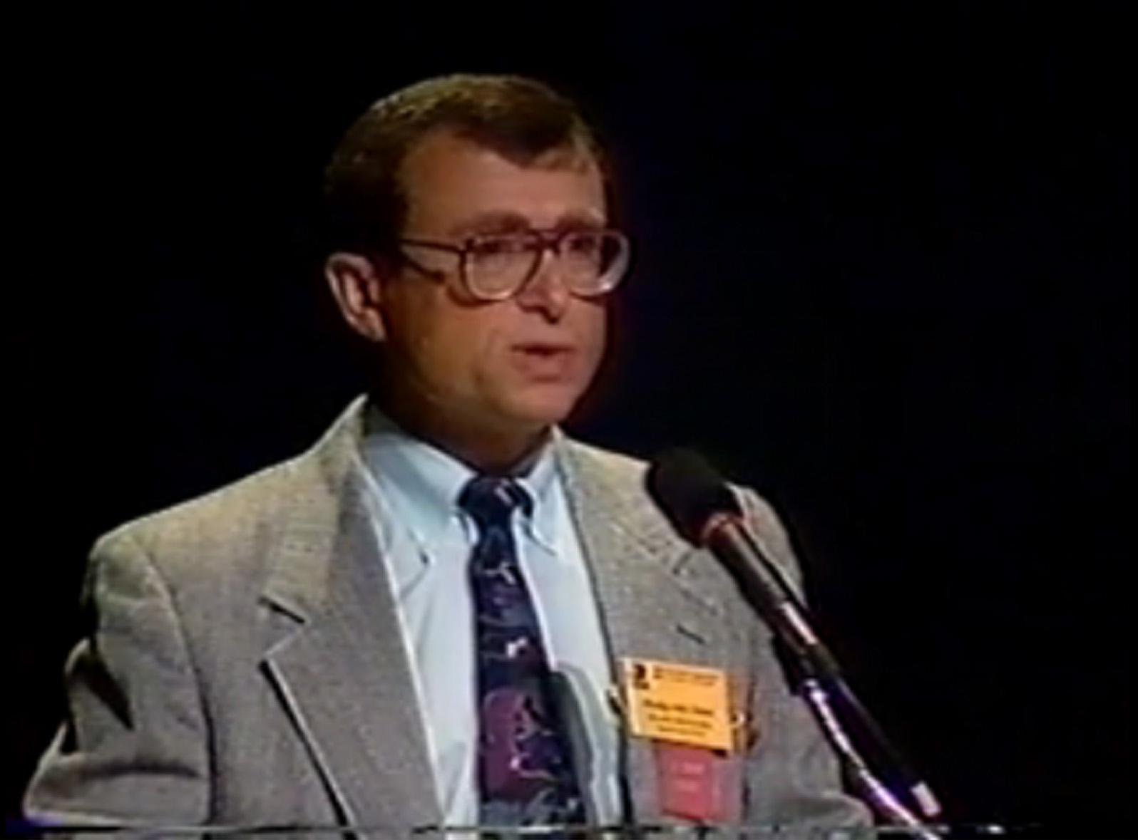 Screenshot: 30th Anniversary Panel