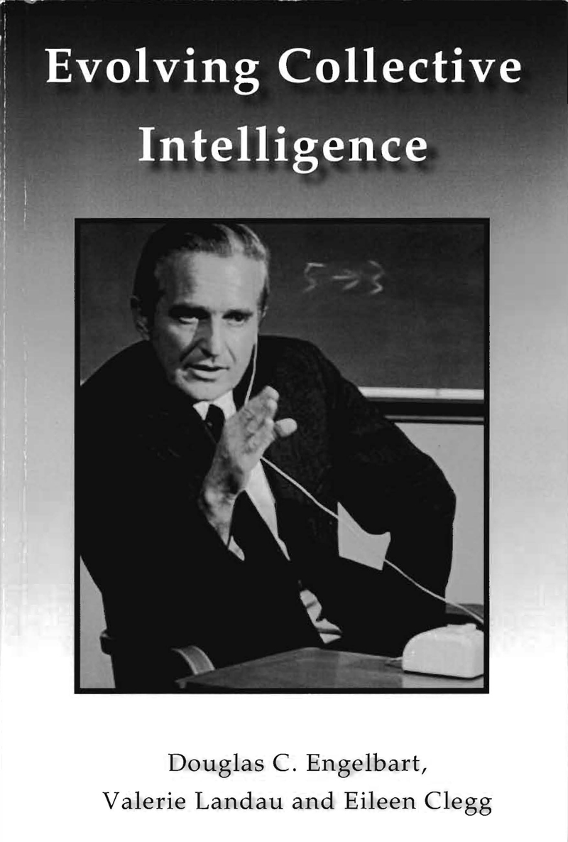 Book Cover: Evolving Collective Intelligence